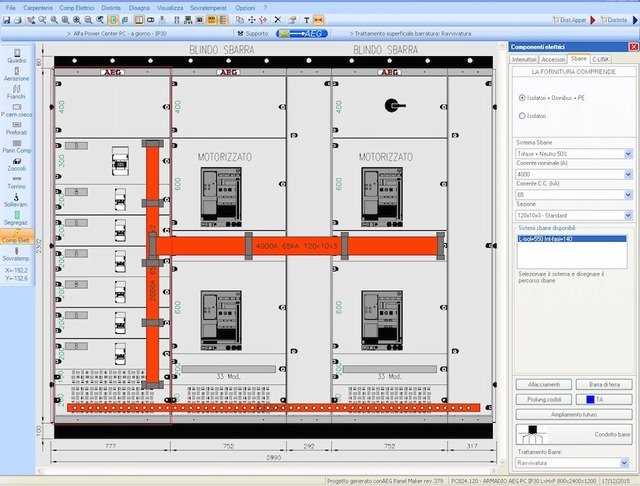 Aeg electrical products for low voltage starting from the electrical drawing of a plant the programm lets you to design step by step the optimal electrical panel with all electrical devices malvernweather Image collections
