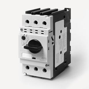 Schema Elettrico Contattore E Salvamotore : Salvamotori magnetotermici aeg